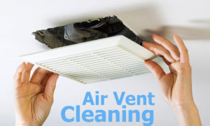 Air vent cleaning leads
